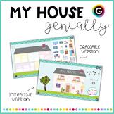 My house - GENIALLY