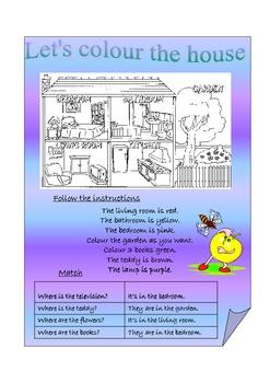 My house activities