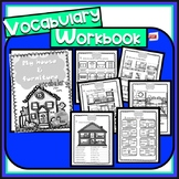 My house & furniture - vocabulary workbook