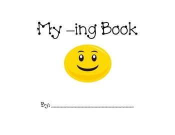 My -ing Book