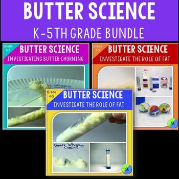 Investigating Fat in Butter Making: The Science of Churning Butter