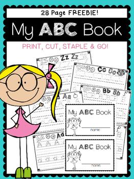 My little ABC Book ~ FREEBIE!