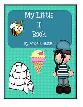 My little I Book