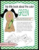 My little book about the color green Mi librito sobre el c
