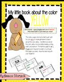 My little book about the color yellow Mi librito sobre el