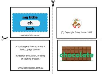 My little ch book
