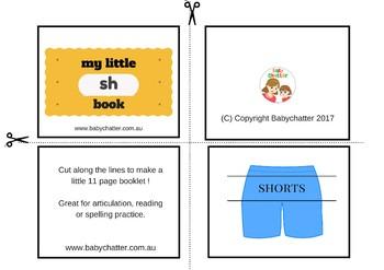 My little sh booklet