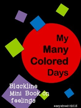 Many Colored Days Teaching Resources | Teachers Pay Teachers