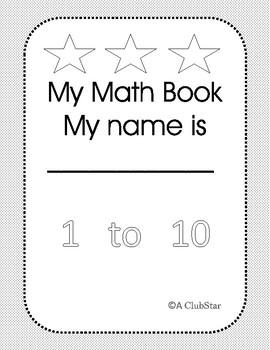 My math book 1 to 10