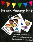 My mini-feelings book