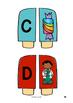 My popsicle alphabet