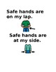 My safe hands