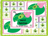 My short a word families
