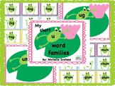 My short u word families