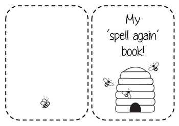 My spell again book