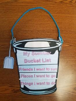 My summer bucket list