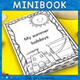 My Summer Holidays MiniBook