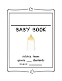 My teacher is having a baby - class advice book (yellow cover)