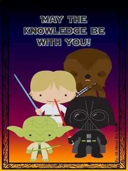 May the Knowledge Be With You