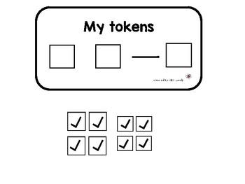 My tokens FREEBIE