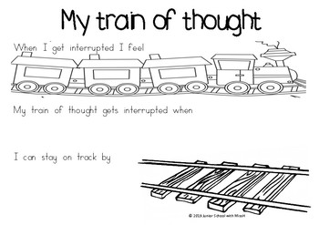 My train of thought