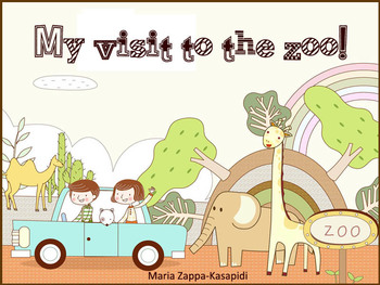 My visit to the zoo