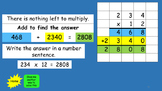 MyMathSkills 3 digit by 2 digit Multiplication #1
