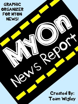 MyOn News Research Organizer