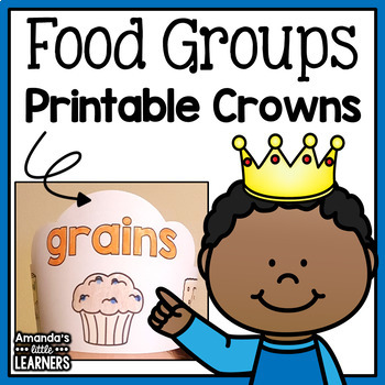 MyPlate Crowns