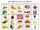 MyPlate Food Group BINGO