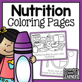Nutrition Food Group Pages - MyPlate