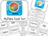 MyPlate Food Sort