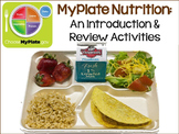 MyPlate Nutrition: Introduction, Review Activities