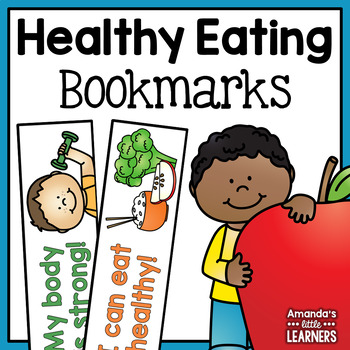 MyPlate Bookmarks - Free