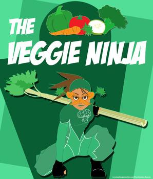 MyPlate Superheroes: Veggie Ninja