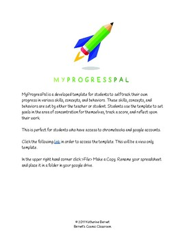 MyProgressPal