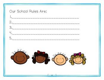 MySchool Back to School Activity Packet