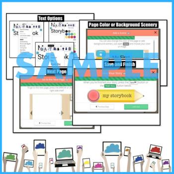 MyStoryBook Digital Storytelling Tool