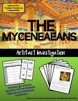 Mycenaean Artifact Investigation (Ancient Greece Lesson Plan)
