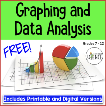 Graphing and Data Analysis: A Scientific Method Activity by Amy ...