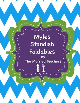 Myles Standish Interactive Historical Figure Foldables