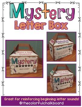 Myster Letter Box