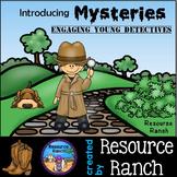 Mysteries-Activities Printables