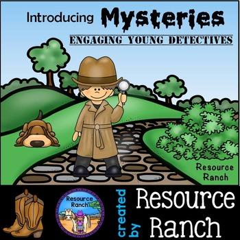 Mysteries-Activities|Printables