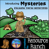 Mysteries Activities|Printables