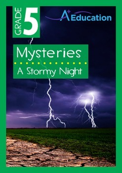 Mysteries - A Stormy Night - Grade 5