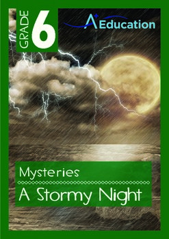 Mysteries - A Stormy Night - Grade 6