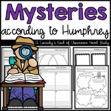Mysteries According to Humphrey Novel Study