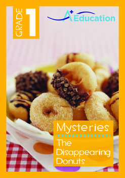 Mysteries - The Disappearing Donuts - Grade 1