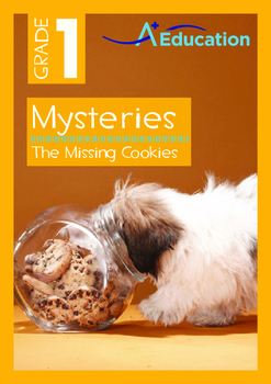 Mysteries - The Missing Cookies - Grade 1